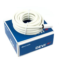 Датчик температуры на проводе DEVI, для наружного использования, NTC (2,5м)