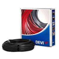 Двухжильный нагревательный кабель DEVIsafe 20Т для установок на кровле, в желобах и водостоках