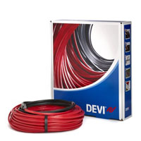 Двухжильный нагревательный кабель низкой мощностью Deviflex 6T