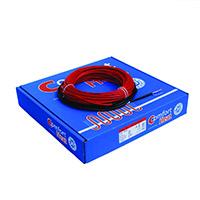 Нагревательный кабель двухжильный CTAV-10 для теплого пола