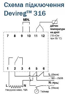 shema termoregulyator 316