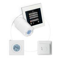 Система беспроводного управления нагревательными системами Danfoss Link