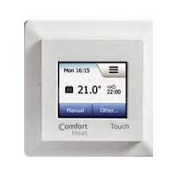 Терморегулятор с сенсорным дисплеем и интеллектуальным таймером Comfort Touch